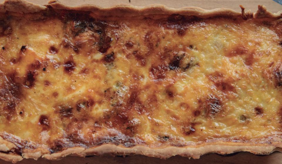 Tarta de queso - Laura Di Cola