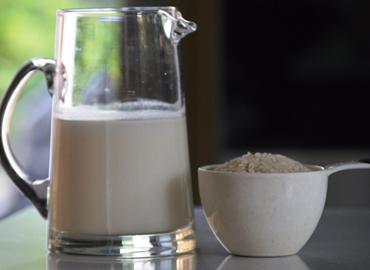 Leche de arroz - Laura Di Cola