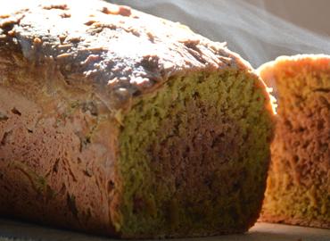 Pan de remolachas